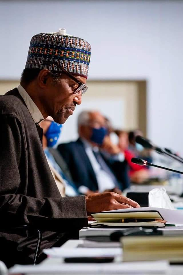 Buhari seeks debt relief for African countries, says PPP will reduce corruption, speed growth