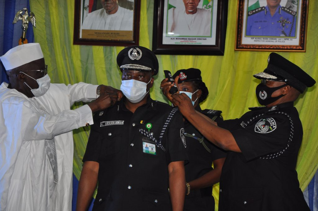 IGP announces new manpower policy, decorates 24 AIGs