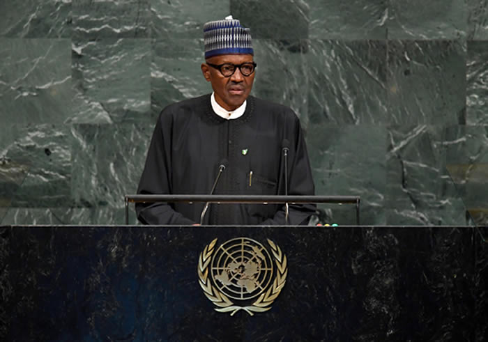 Buhari returns with 'special assignment' from UN Sec Gen