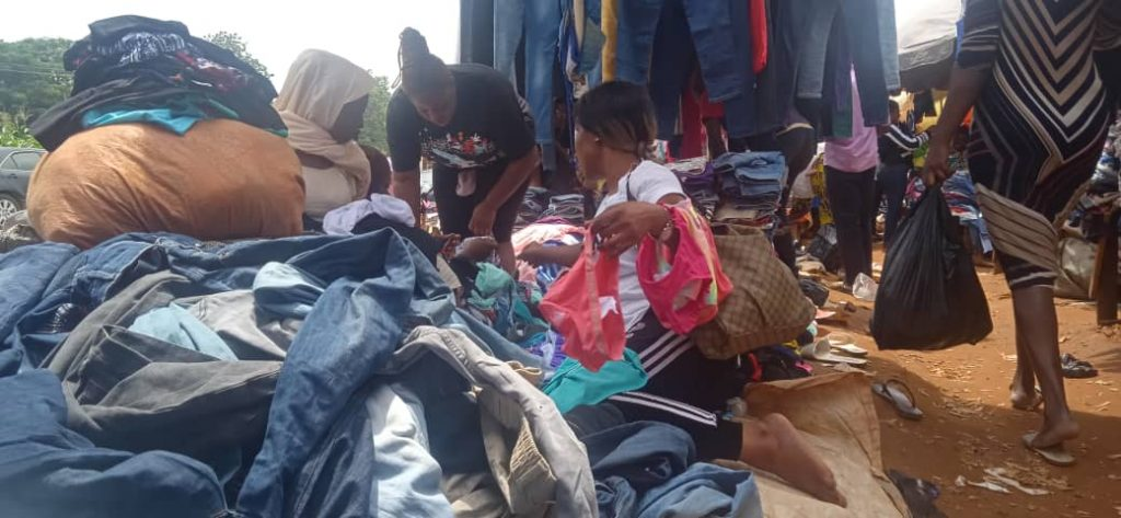 INVESTIGATION: Why we prefer selling women, children's second-hand clothes in Abuja - Traders