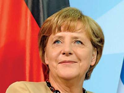 Outgoing German Chancellor, Angela Merkel in phone call with Buhari